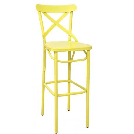 Бар столове София - Метален бар стол Vaterlo/S