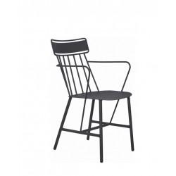 Метален трапезен стол Lambert