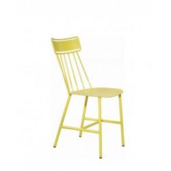 Метален трапезен стол Kolman