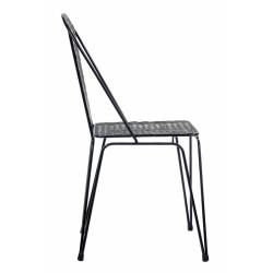 Метален трапезен стол Beylis