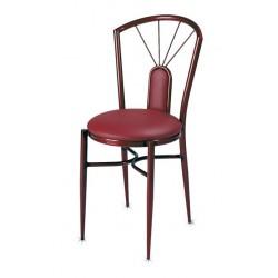 Метален трапезен стол Lupe