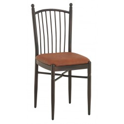 Метален трапезен стол Meksiko