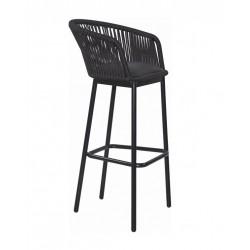 Метален трапезен стол Figo