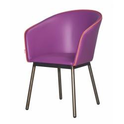 Метален трапезен стол Florens
