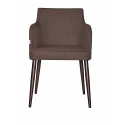 Метален трапезен стол Pol