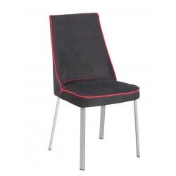 Метален трапезен стол Lopez