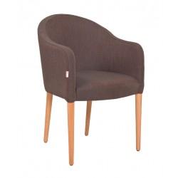 Метален трапезен стол Boka