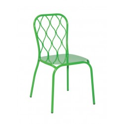 Метален трапезен стол Relin