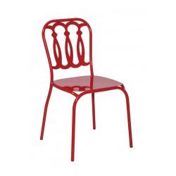 Метален трапезен стол Talia 3-3