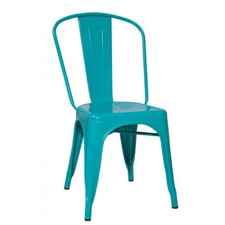 Метален трапезен стол Dalas