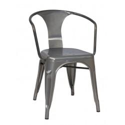Метален трапезен стол Dalas P