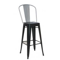 Метален бар стол Dalas SB