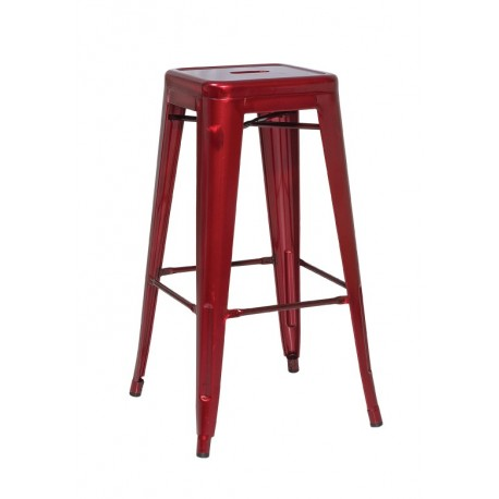 Метален бар стол Dalas S