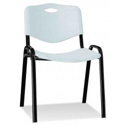Посетителски стол Maxus Black