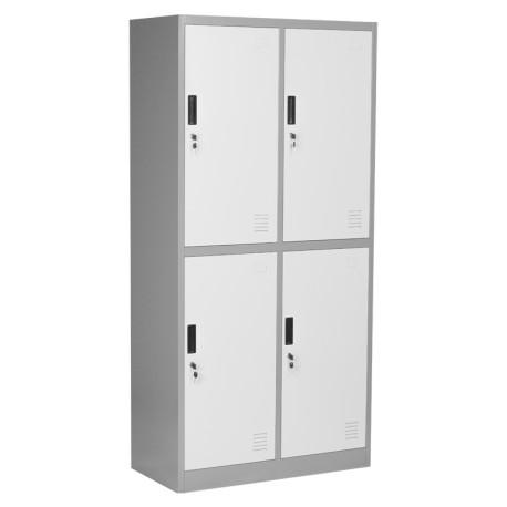 Метален шкаф Carmen CR-1251 J LUX