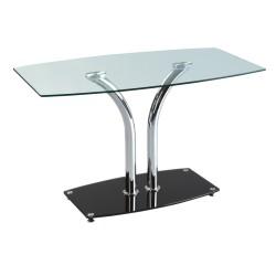 Стъклена трапезна маса Carmen 1510 P