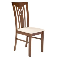 Трапезен стол DIEGO - капучино
