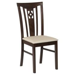 Трапезен стол DIEGO - какао