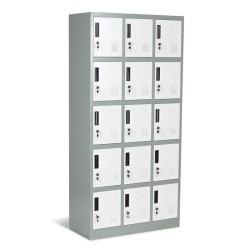 Метален шкаф Carmen CR-1245 J LUX