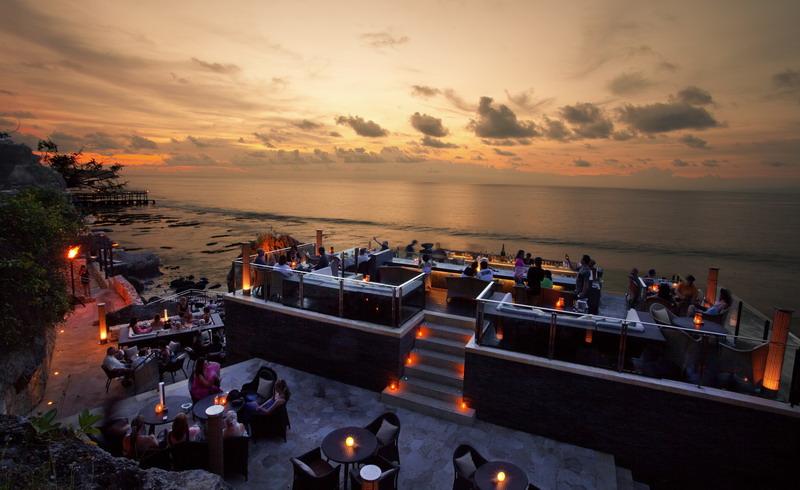 плажен бар в Бали