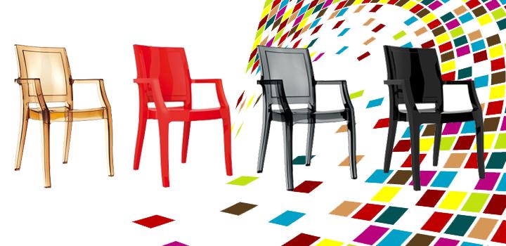 поликарбонатни столове