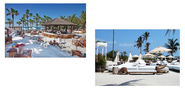 плажен бар, Nikki Beach