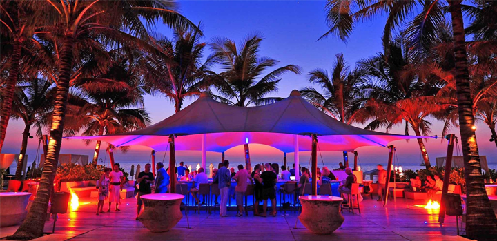 плажен бар Catch Beach Club, Phuket