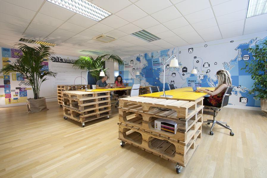 устойчивост на офис пространстовто