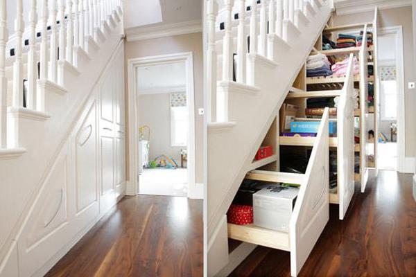 стълбище-склад