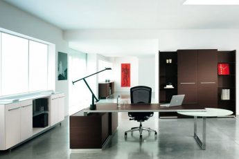 обзавеждане на модерен офис