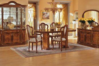 дървени трапезни столове