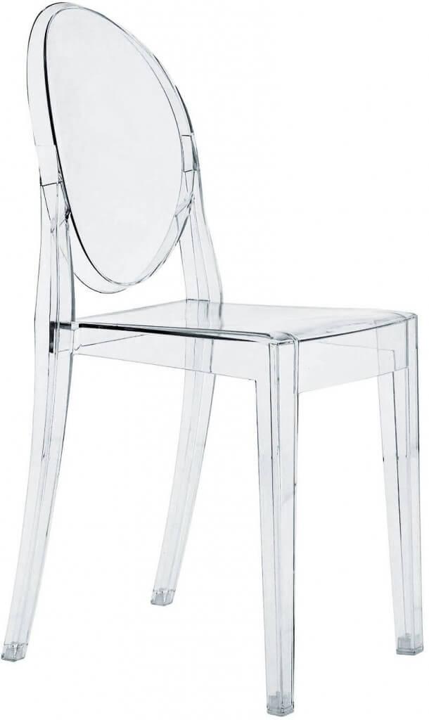 пластмасов трапезен стол