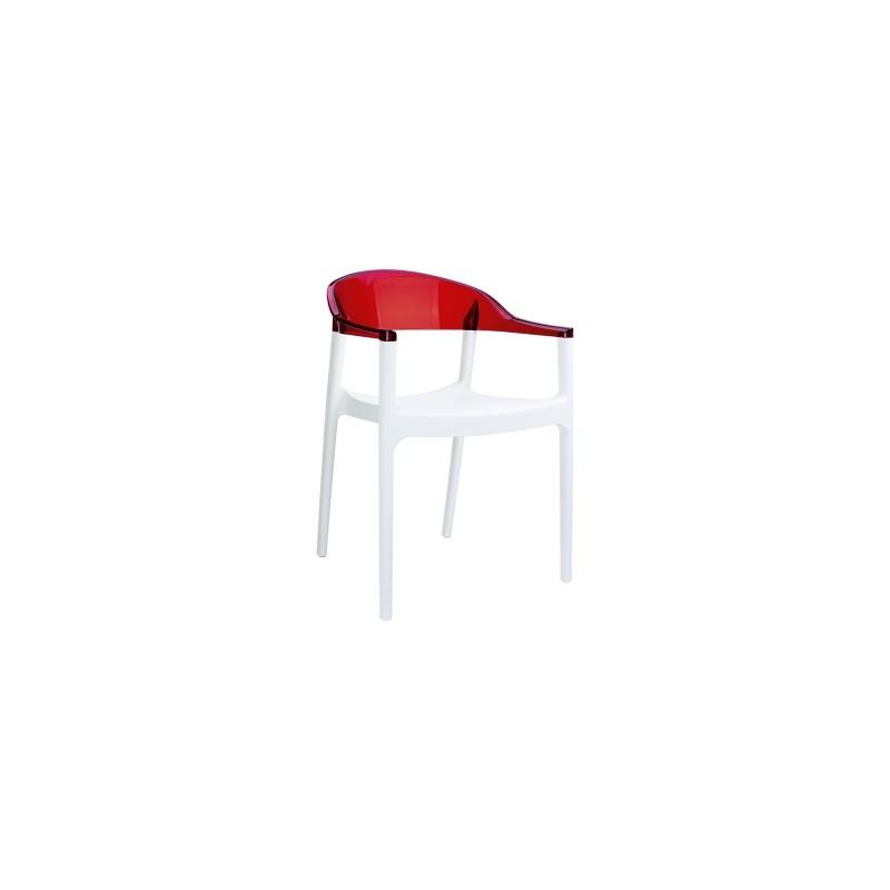 поликарбонатен стол