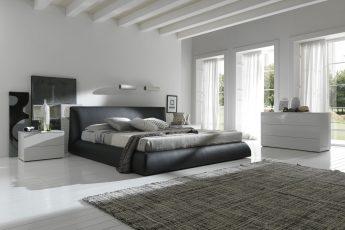 спалня с модулна система