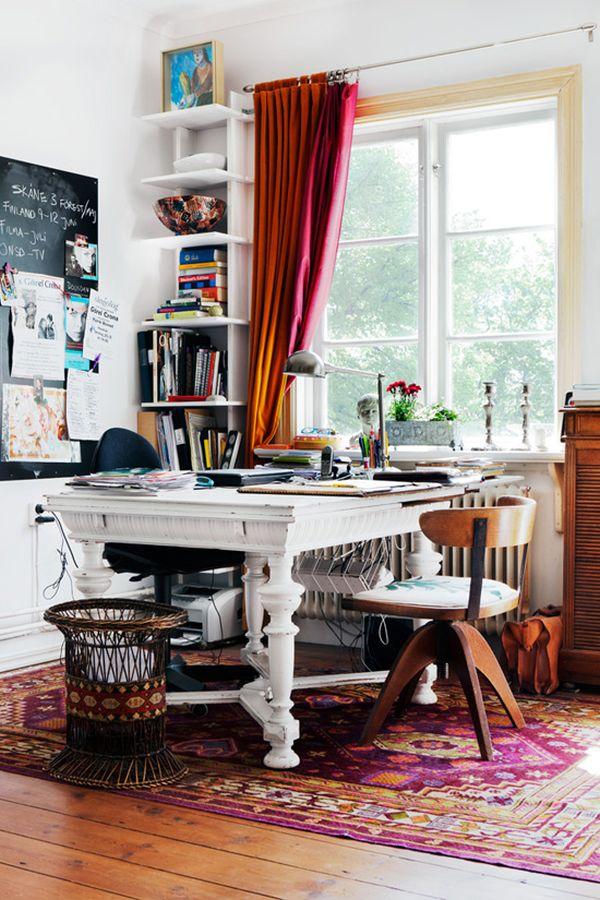 скандинавски домашен офис