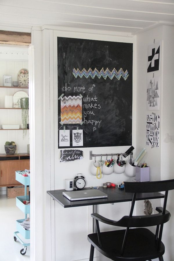 organized-desk-chalkboard-wall