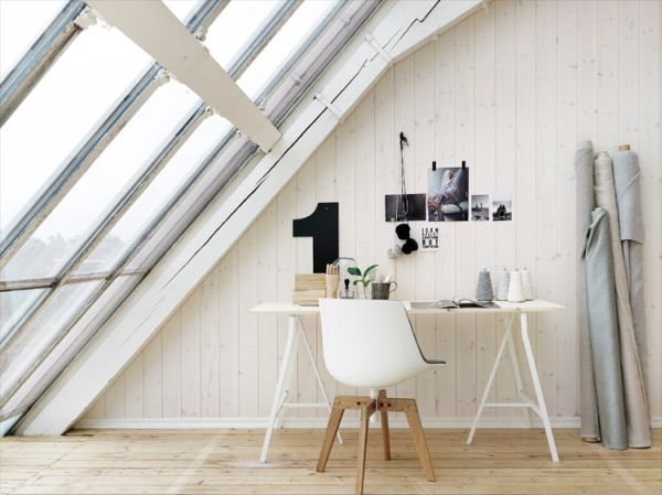 windows-ceiling-in-attic-desk