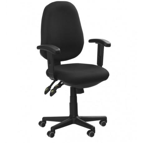 Офис стол Carmen 6199 - черен